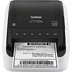Brother QL 1110NWB Direct Thermal Printer