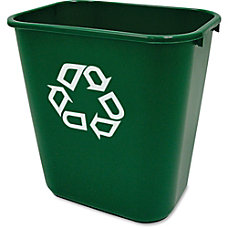 Rubbermaid Commercial Deskside Recycling Container 703