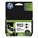 HP 902 Black Ink Cartridges Pack