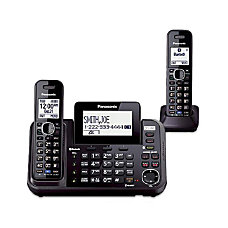 Panasonic Link2Cell 2 Line DECT 60