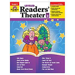 Evan Moor Leveled Readers Theater Grade