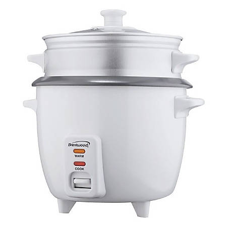 Brentwood TS-480S Rice Cooker and Steamer