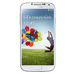 Samsung Galaxy S4 I545 Refurbished Cell Phone, White, PSU100141