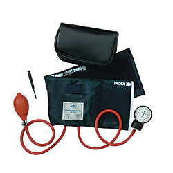 Medline Neoprene Handheld Aneroid Child Black