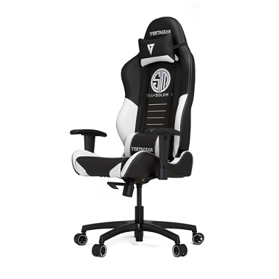 Vertagear Racing Series S-Line SL2000 Gaming Chair, Black/TSM Item # 8178523