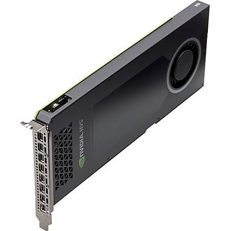 PNY Quadro NVS 810 Graphic Card - 2 GPUs - 4 GB DDR3 SDRAM - Single Slot Space Required - 128 bit Bus Width - Fan Cooler - OpenCL, OpenGL 4.5, DirectX 12, DirectCompute - 8 x Mini DisplayPort - PC - 8 x Monitors Supported