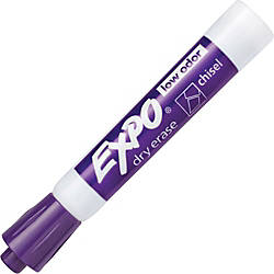 Expo Low Odor Chisel Tip Dry