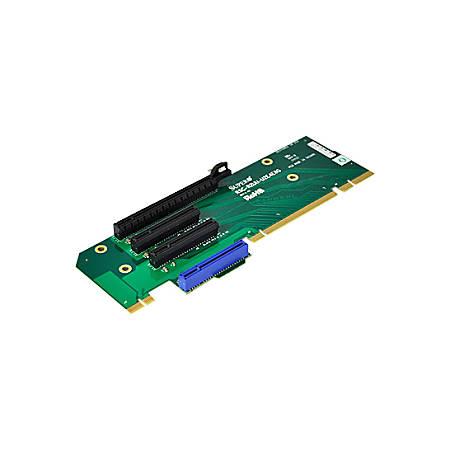 Supermicro Riser Card - 4 x Universal I/O , PCI Express x4 , PCI Express x8 Universal I/O 2U Chasis