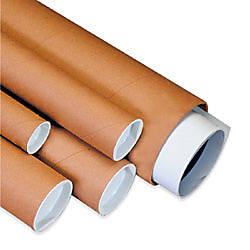 Office Depot Brand Kraft Mailing Tubes