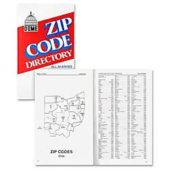 Dome ZIP Code Directory