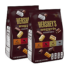 Hersheys Nuggets Chocolate Assortment 339 Oz