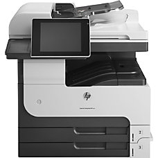 HP LaserJet Enterprise M725 Monochrome All