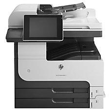 HP LaserJet M725DN Laser Multifunction Printer