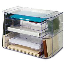 Sparco 6 tray Jumbo Desk Sorter