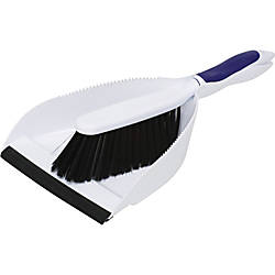 Rubbermaid Commercial Dust Pan Set Plastic