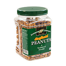 Superior Nut Nuts Honey Roasted Peanuts
