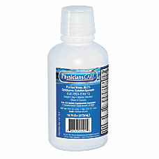Eye Flush Bottles 16 oz