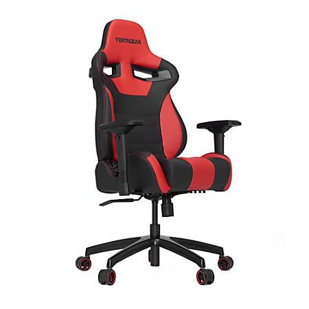 Vertagear Racing Series S-Line SL4000 Gaming Chair, Black/Red