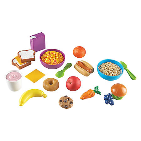 New Sprouts - Munch It! Play Food Set - Plastic