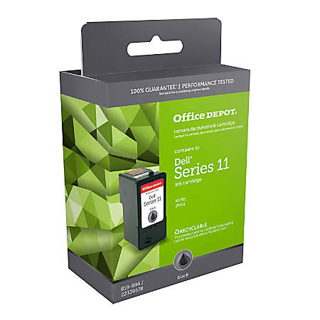 Office Depot® Brand OD451 (Dell Series 11 / JP451 / KX701) Remanufactured High-Yield Black Ink Cartridge