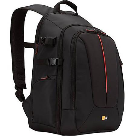 Case Logic Black Camera Backpack DCB-309