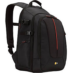 Case Logic Black Camera Backpack DCB