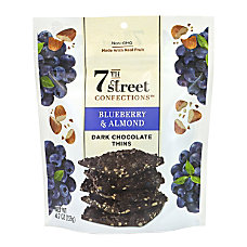 7th Street Confections Blueberry And Almond