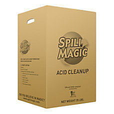 Spill Magic Sorbent 25 Lb