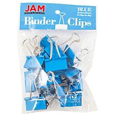 JAM Paper Designer Binder Clips Medium