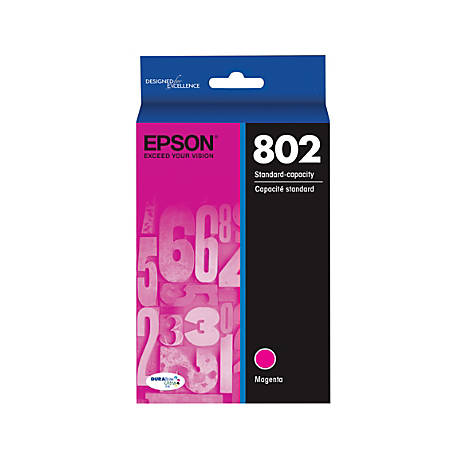 Epson® DuraBrite® Ultra T802320-S Magenta Ink Cartridge