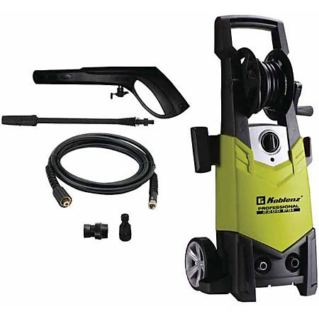 Koblenz 2,200psi Pressure Washer - 2200 psi - AC Supply Powered