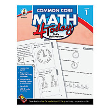 Carson Dellosa Common Core Math 4