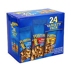 Planters Variety Packs 17 Oz Pack