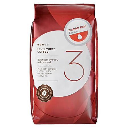 Seattle's Best Coffee® Level 3 Whole Bean Coffee, 12 Oz.