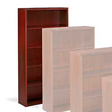 HON Valido 5 Shelf Bookcase Mahogany