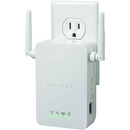 Netgear® N300 Wi-Fi Range Extender Item # 820957