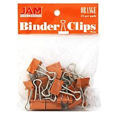 JAM Paper Designer Binder Clips Small