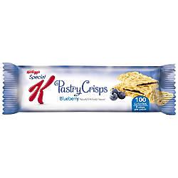 Special K Pastry Crisps 088 Oz