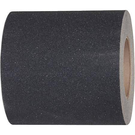 """Tape Logic® Antislip Tape, 3"""" Core, 6"""" x 60', Black"""