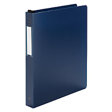 Wilson Jones Hanging Poly Binder 1