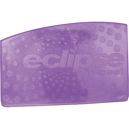 Genuine Joe Eclipse Deodorizing Clip - Lavender - 30 Day - 12 / Dozen - Odor Neutralizer