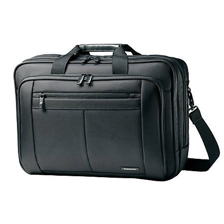 "Samsonite Classic 43270-1041 Carrying Case (Briefcase) For 16"" Notebook, Black"