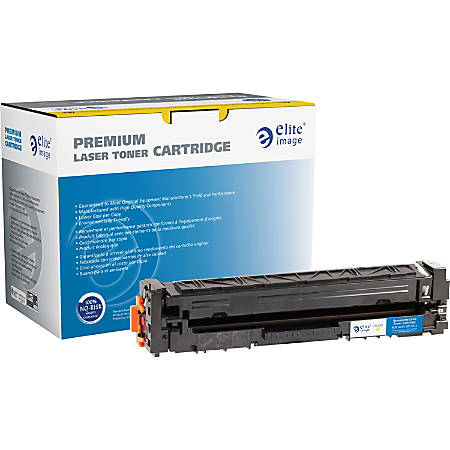 Elite Image Toner Cartridge - Alternative for HP 201X - Yellow - Laser - High Yield - 2300 Pages - 1 Each