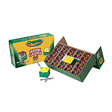 Crayola Classpack Regular Crayons Assorted Colors