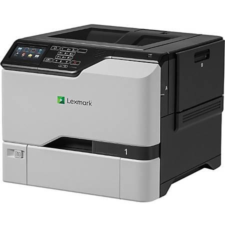 Print Lexmark CS725de Laser Printer Color 2400