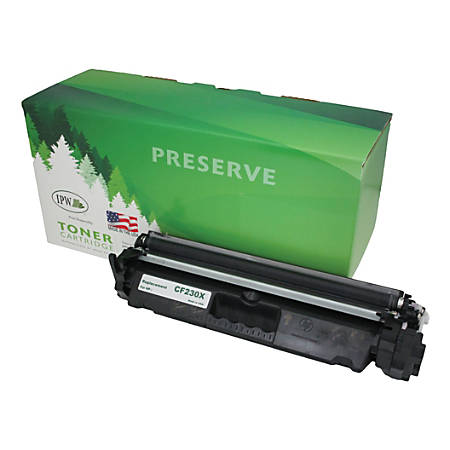 IPW Preserve 845-30X-ODP (HP CF230X) Remanufactured High-Yield Black Toner Cartridge