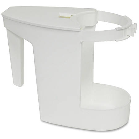 Genuine Joe Toilet Bowl Mop Caddy - 1 Each