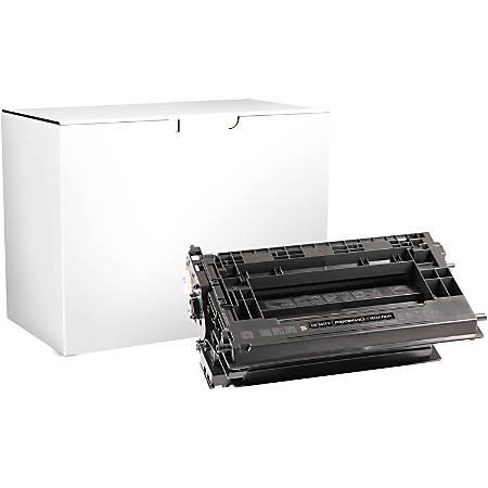 Elite Image Toner Cartridge - Alternative for HP 37A - Black - Laser - Standard Yield - 11000 Pages - 1 Each