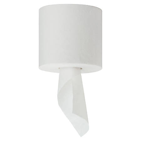 Genuine Joe Centerpull Paper Towels - 2 Ply - White - Fiber - Non-chlorine Bleached - 600 Sheets - 6 / Carton