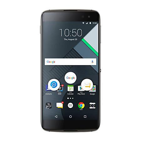 BlackBerry® BBA 100-1 Cell Phone, Black, PBN110080